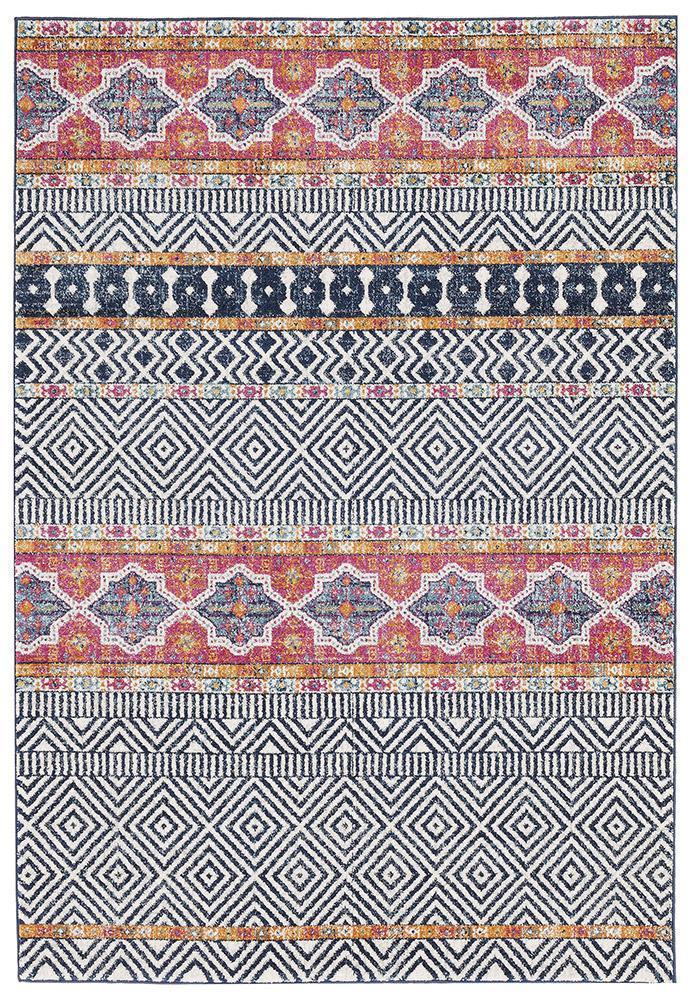 Oasis Sabrina Multi Tribal Rug