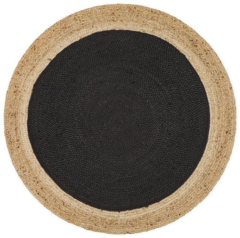 Atrium Polo Round Black