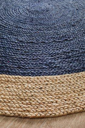 Atrium Polo Navy Rug