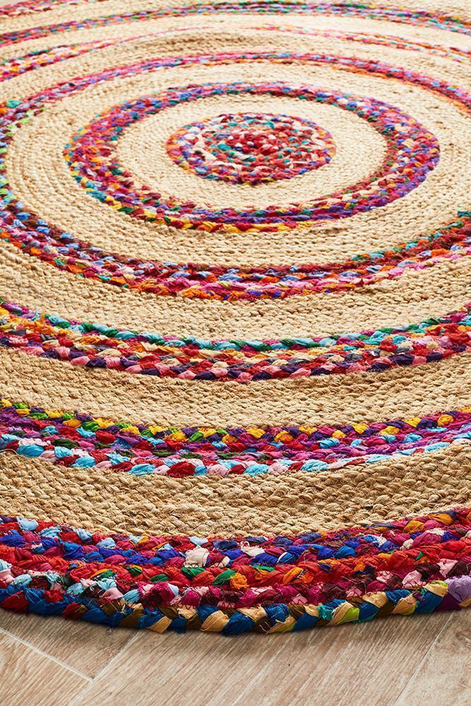 Atrium April Target Cotton And Jute Rug