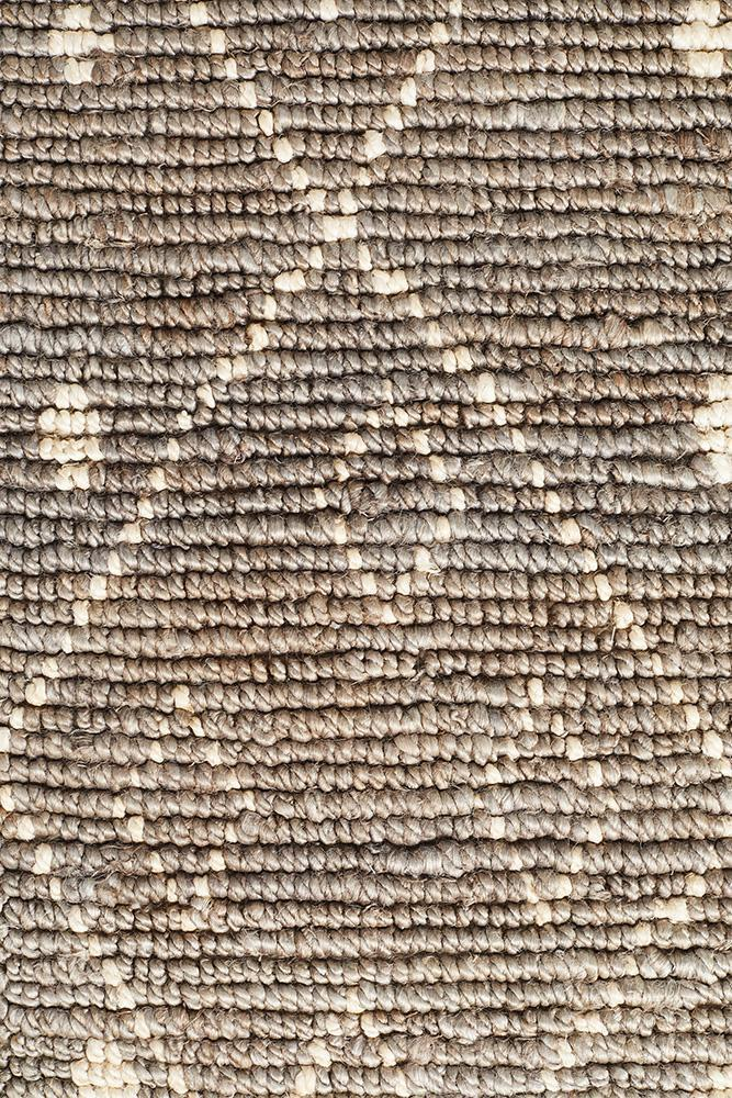 Kenya Misu Hand Woven Tribal Jute Rug