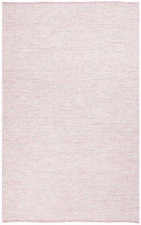 Loft Stunning Wool Pink Rug