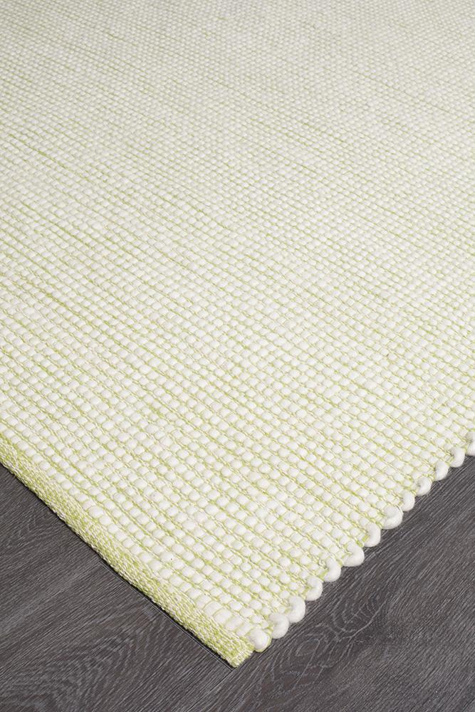 Loft Stunning Wool Pistachio Rug
