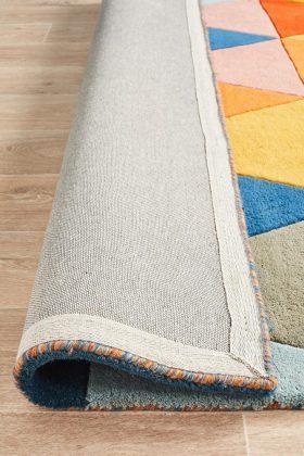 Matrix Pure Wool Multi Rug