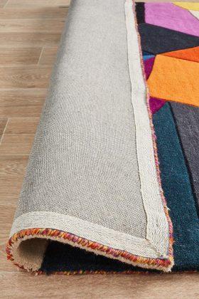 Matrix Pure Wool Crayon Rug
