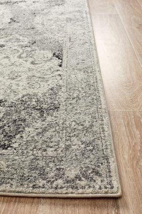 Museum Beverly Charcoal Rug