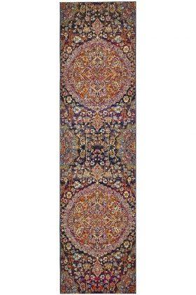 Museum Preston Multi Coloured Rug